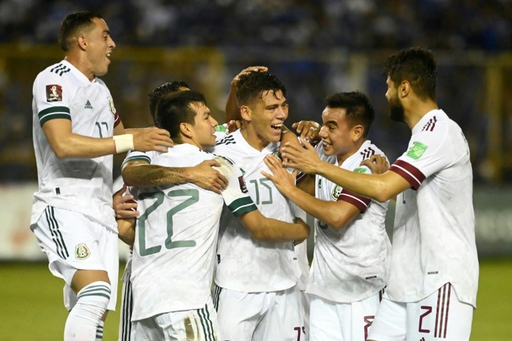 Actualidad del día en el fútbol mexicano a 14 de octubre de 2021. AFP