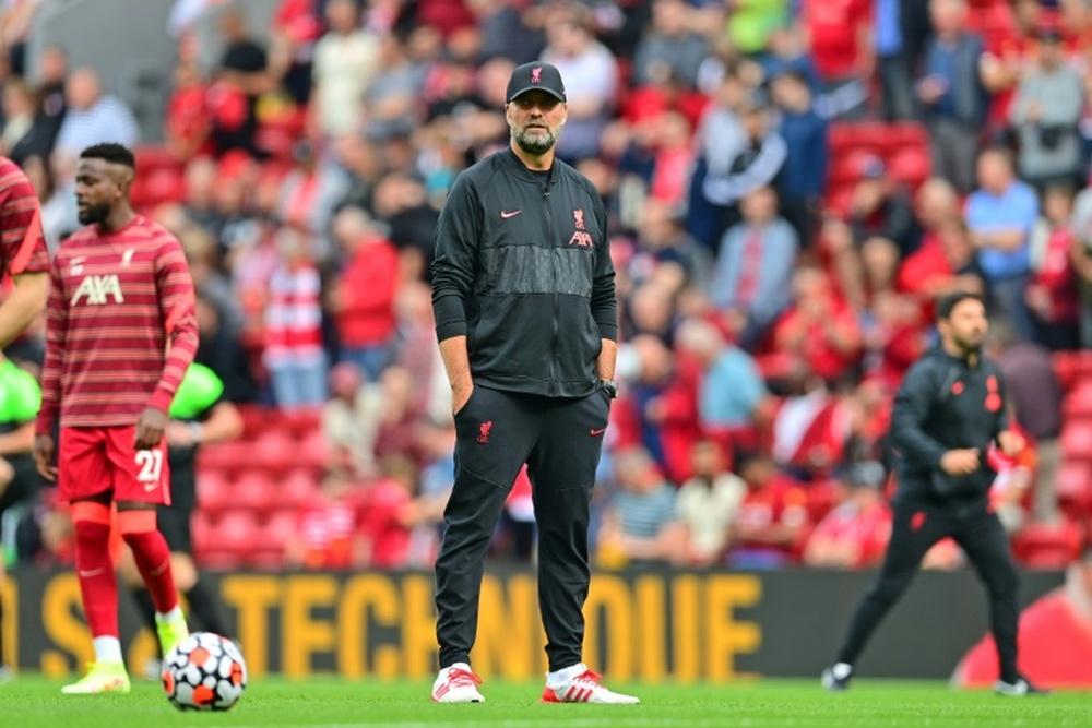 Lijnders : Klopp est à Liverpool ce que Cruyff était à Barcelone. afp