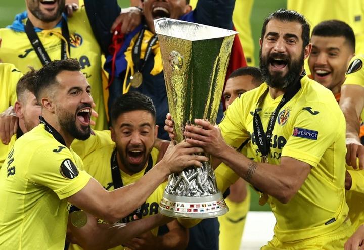 Villarreal veut mettre fin à la poisse de l'Europa League en Supercoupe. AFP