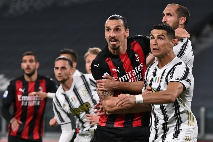 'De Zlatan, j'ai appris ce que signifie être un professionnel'. AFP