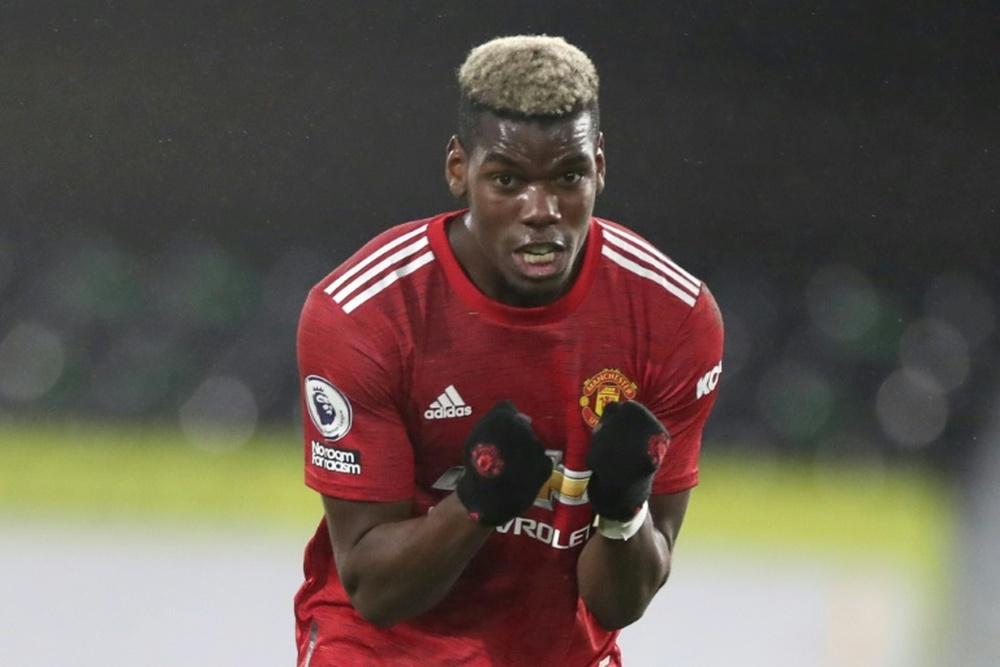 El United ofrece un sueldazo a Pogba si se queda en Old Trafford. AFP
