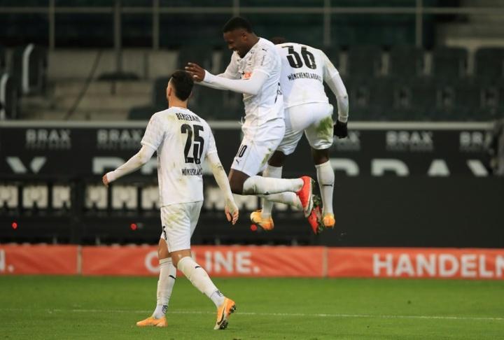 Marcus Thuram se acerca al Inter. AFP
