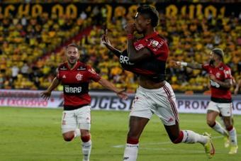 Flamengo x Athletico-PR: onde assistir ao vivo, escalação, horário e as últimas notícias. AFP
