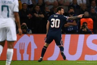 Pastore, convinto che il PSG sia l'opzione migliore per Messi. AFP