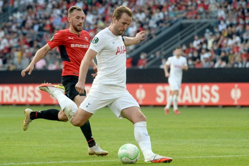 Kane vuelve a sonar para cambiar de equipo en Inglaterra. AFP