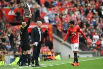 Jesse Lingard est revenu sur le passage de Mourinho à Manchester. AFP