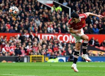 Cavani has enough reasons to leave United. AFP