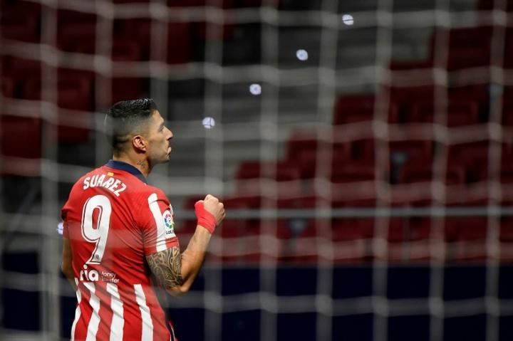 La clause du contrat de Luis Suarez qui s'avère être une malédiction. afp