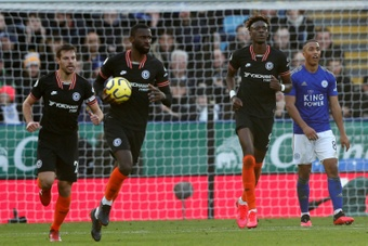 Chelsea want to go step by step. AFP