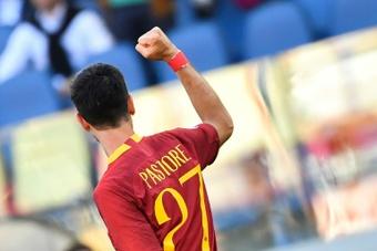A Roma rescinde o contrato de Javier Pastore. AFP