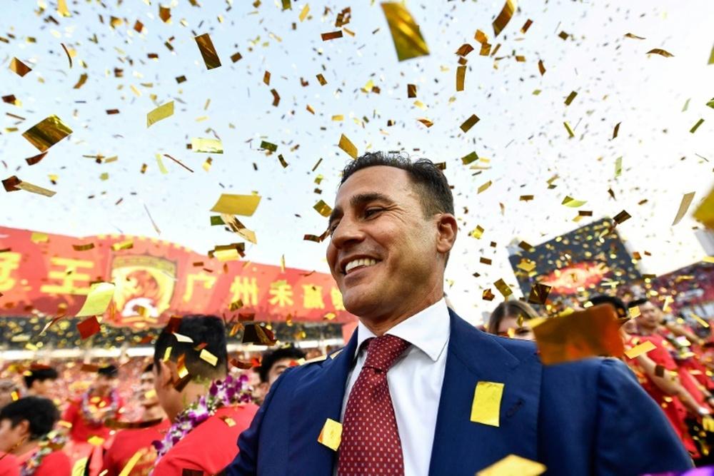 Jorginho mérite le Ballon d'Or 2021, selon Cannavaro. afp