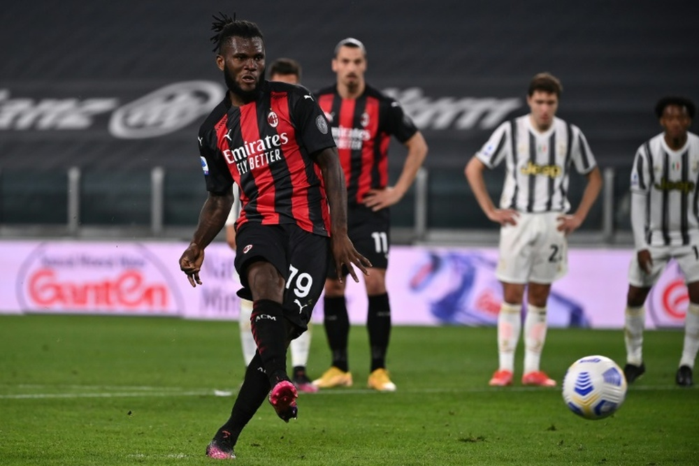 Kessie and Rudiger could be on their way to Spain. AFP