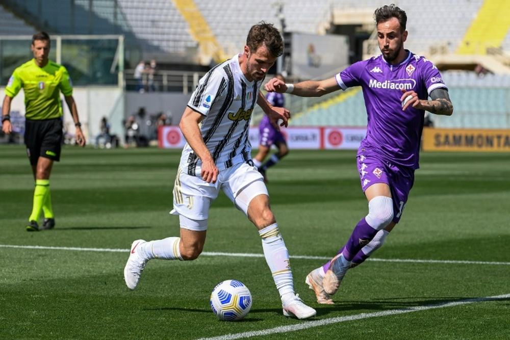 Ramsey is costing Juve 23,000 euros per minute played. AFP