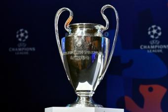 Sorteado el 'play off' de la Champions League 2021-22. AFP