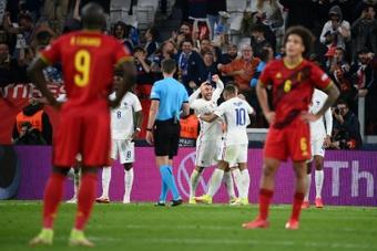La Francia vola in finale. AFP