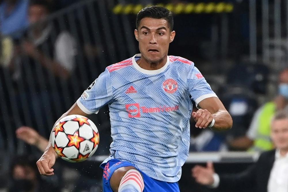 Cristiano es el jugador mejor pagado del Manchester United. AFP