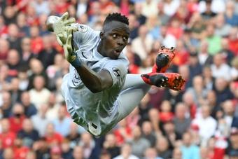 Koulibaly comentou a ausência de Mendy na disputa pela Bola de Ouro. AFP