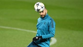 Benzema convoqué au tribunal ce mercredi. AFP