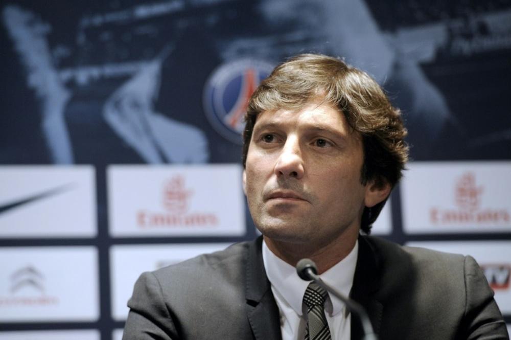 Leonardo volta atacar o Real.AFP
