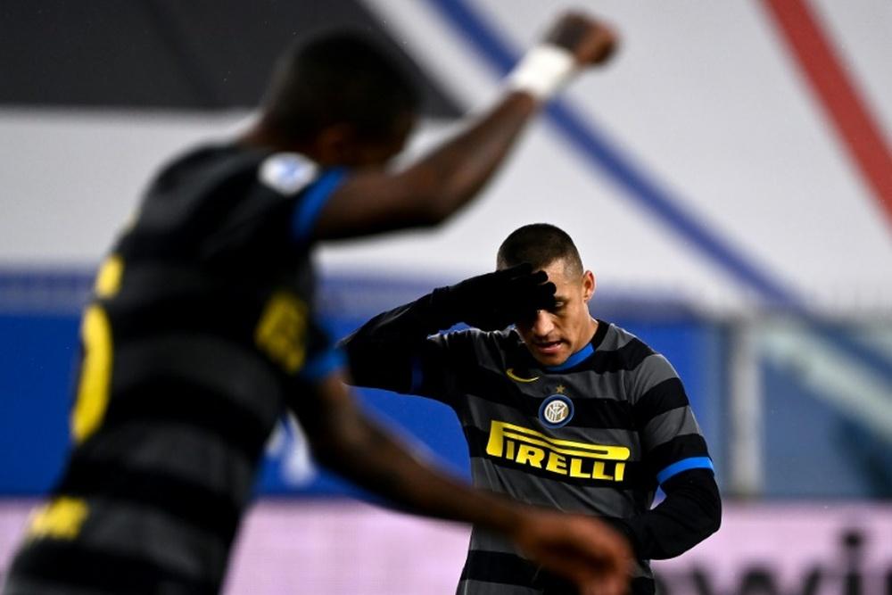 Il Rayo punta Sanchez. AFP
