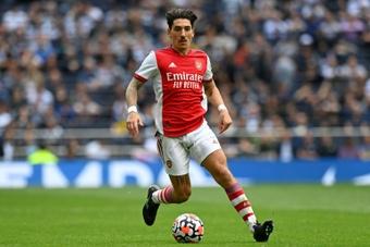 Arsenal's Bellerin joins Real Betis on loan. AFP