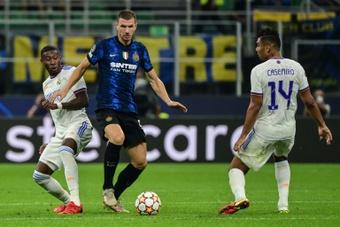 Le probabili formazioni di Fiorentina-Inter. AFP
