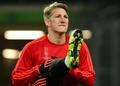 Schweinsteiger balance sur Mourinho à Manchester United. afp