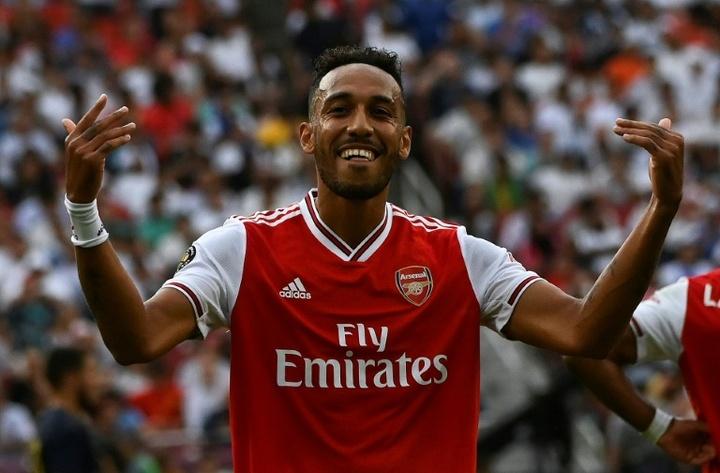 Le Barça et Arsenal envisagent un échange Coutinho-Aubameyang. AFP
