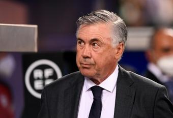 Ancelotti imaginó una medular de ensueño. AFP