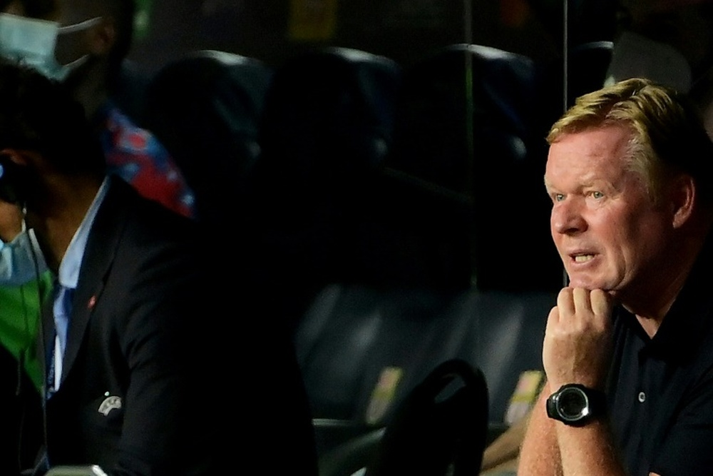 El Barcelona afronta tres compromisos ligueros en los próximos siete días. AFP