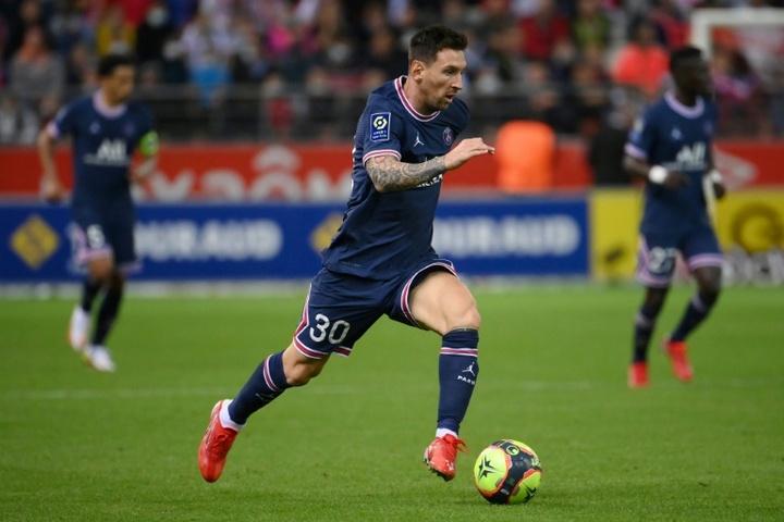 ¿Dónde están los jugadores que Messi veía como sus sucesores? AFP
