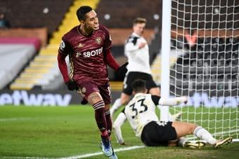 El Liverpool ya se acercó extraoficialmente a Raphinha. AFP