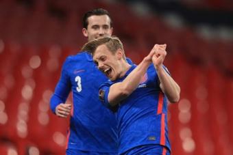 Ward-Prowse aparece entre os convocados pela Inglaterra. AFP