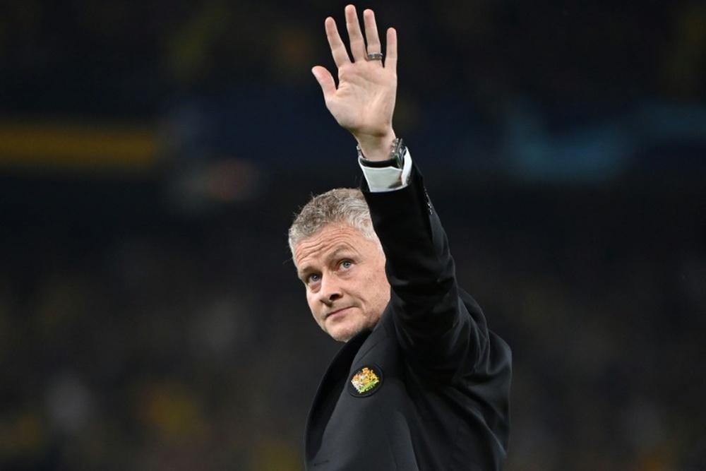 O ex-jogador O'Kane acredita que o United deveria trocar de treinador. AFP