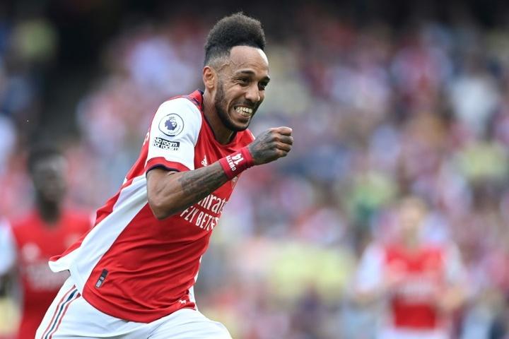 Le formazioni ufficiali di Arsenal-Tottenham. AFP