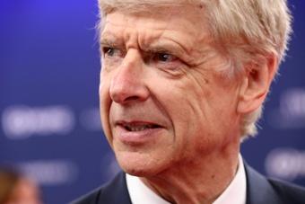 Wenger admitió la dureza de abandonar el Arsenal. AFP