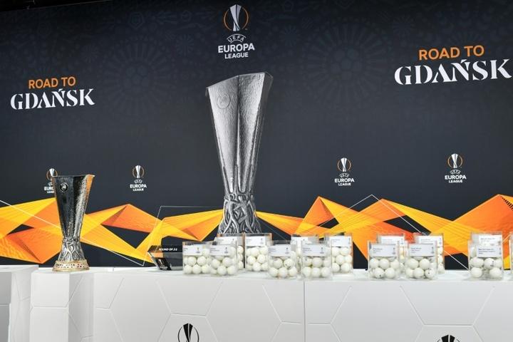 Voici les 32 équipes qualifiées pour l'Europa League. AFP