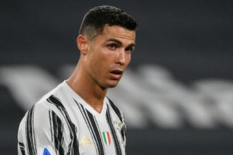 'Tuttosport' analiza el paso de Cristiano por la Juventus. AFP