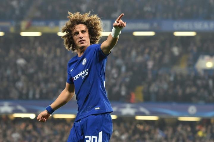 La Lazio s'intéresse à David Luiz. afp