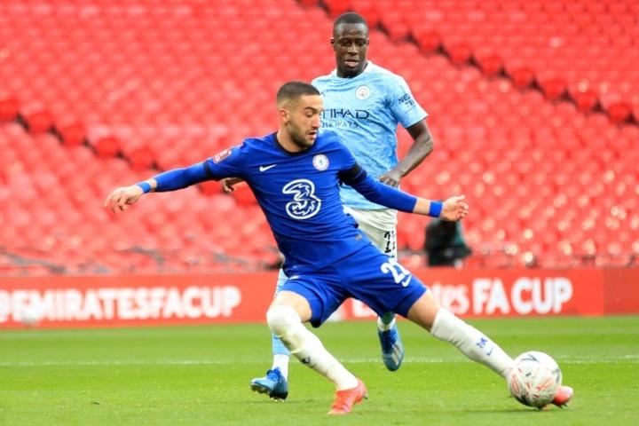 El seleccionador de Marruecos criticó seriamente a Ziyech. AFP