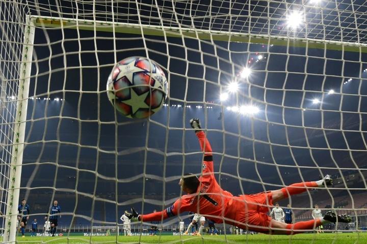 Handanovic e l'Inter separeranno le loro strade al termine della stagione. AFP