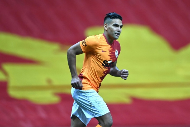 Falcao rompt son contrat avec Galatasaray et se rapproche du Rayo Vallecano. afp