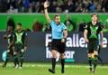 Stieler arbitrará el Sturm Graz-Real Sociedad. AFP
