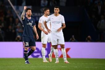 Rami no cree que Messi pueda hacer lo de antes. AFP