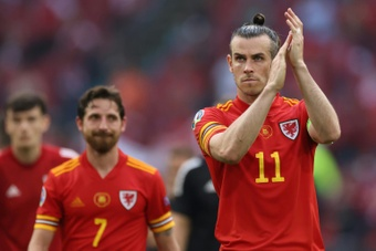 Bale può dire addio al calcio. AFP