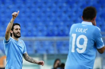 Luis Alberto is not for sale. AFP