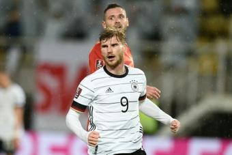 Werner piace al Newcastle. AFP