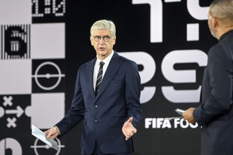 Wenger veut changer le calendrier international. AFP