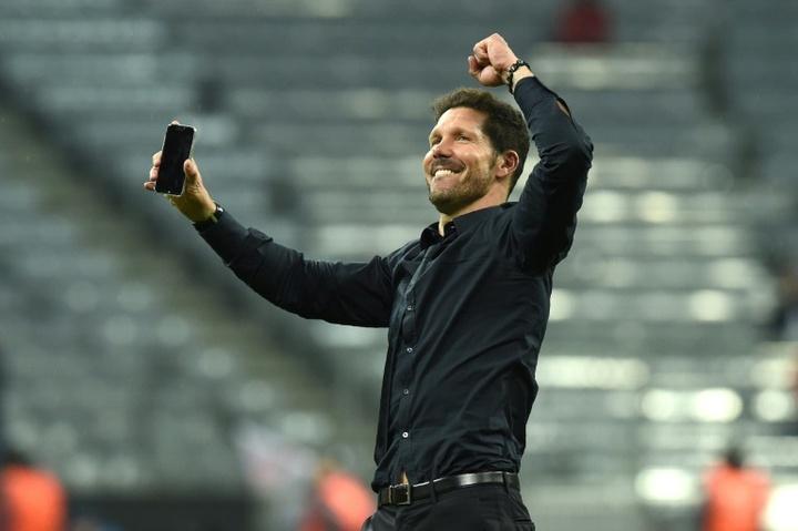 Simeone cherche un gardien de but en Italie. AFP