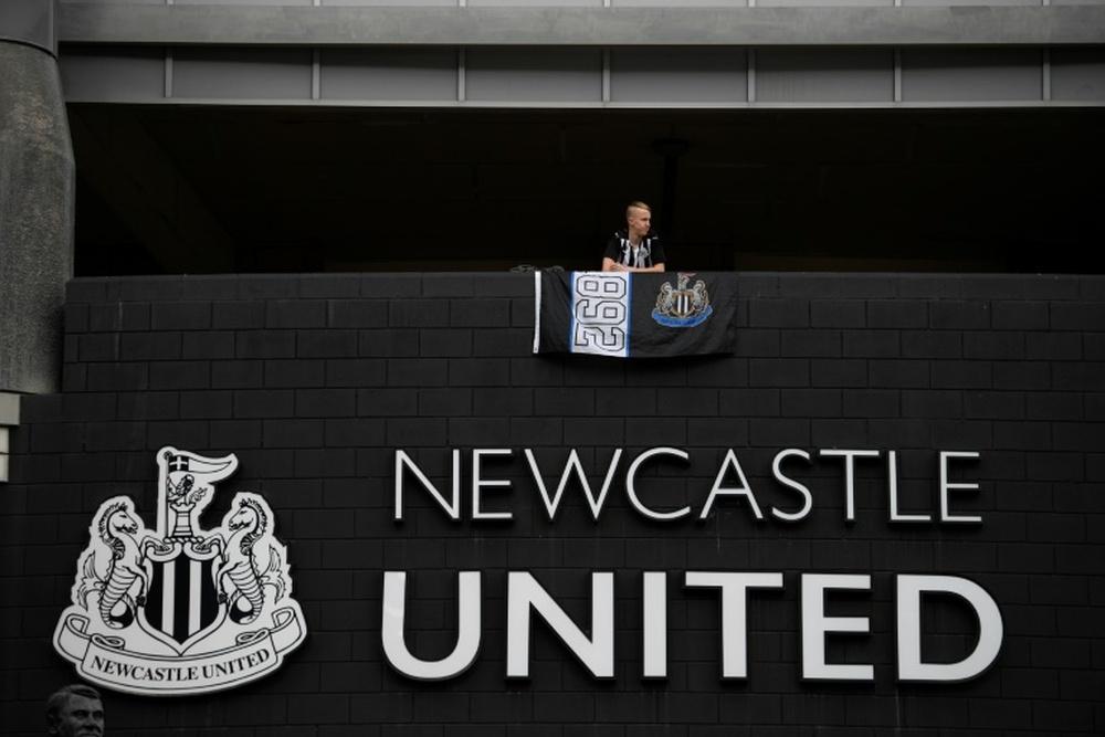 Newcastle a prévu de dépenser 220 millions en janvier. AFP